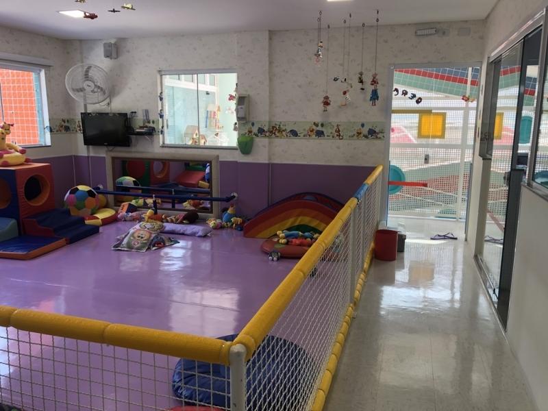Berçário 1 Endereço Jardim Novo Mundo - Berçário Creche