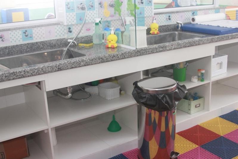 Berçário 2 Santo Amaro - Escola Infantil Berçário
