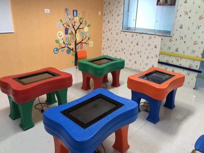 Berçário Escola Endereço Chácara Flora - Berçário Creche