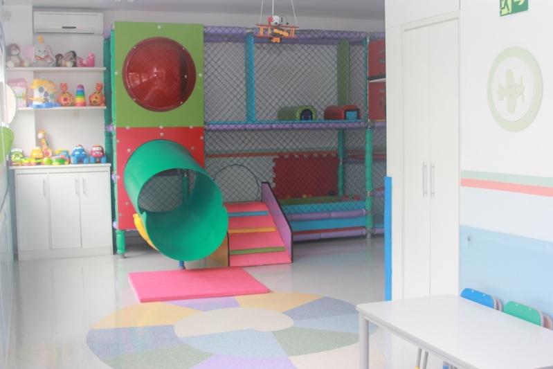 Berçário Infantil Indianópolis - Escola Infantil Berçário