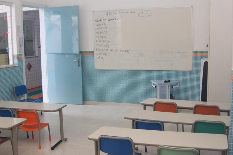 Colégio de Educação Infantil Endereço Jardim Novo Mundo - Educação Infantil Creche