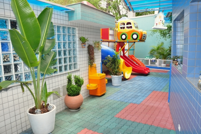 Contato de Educação Infantil Meio Período Jardim Marajoara - Educação Infantil Creche