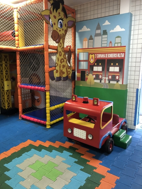 Creche Infantil Aeroporto - Creche Particular Infantil