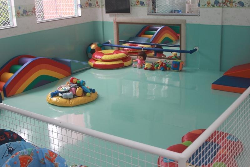 Escola Berçário Endereço Jardim Luzitânia - Escola Berçário
