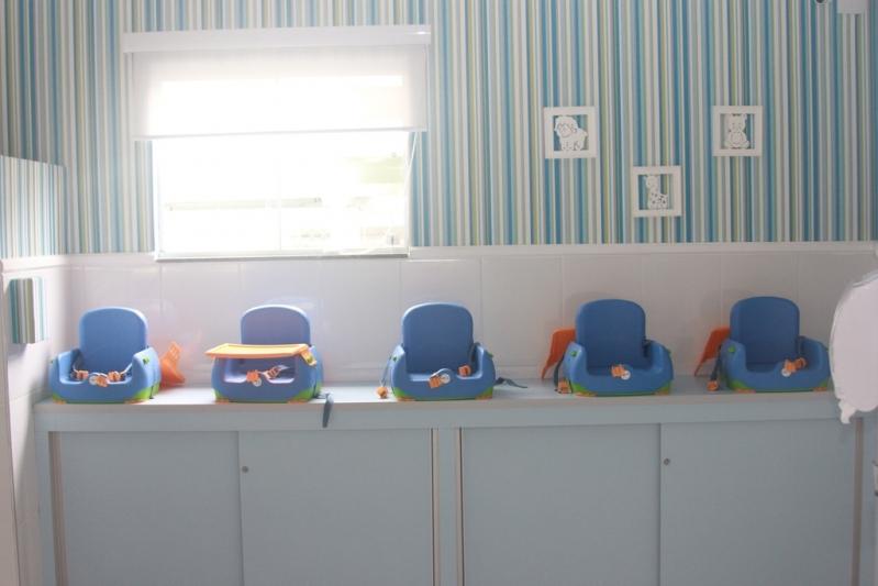 Escola Berçário Preço Jardim Leonor - Berçário 1