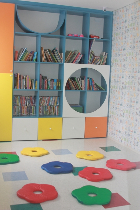 Escola Integral Infantil Endereço Chácara Santo Antônio - Escola de Ensino Infantil