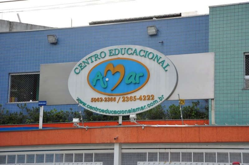 Escola Particular de Educação Infantil Valores Santa Cruz - Educação Infantil Creche