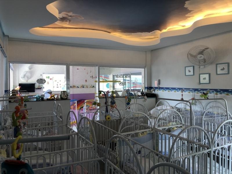 Onde Tem Escola Infantil Berçário Grajau - Berçário Creche