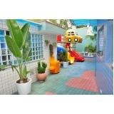 creche particular infantil endereço Ibirapuera