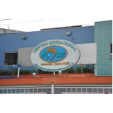 escola de ensino infantil Vila Cruzeiro